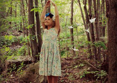 Alexandra Drouin, «Papier plié», photographie, VA2016, CJE Canton de l'Est