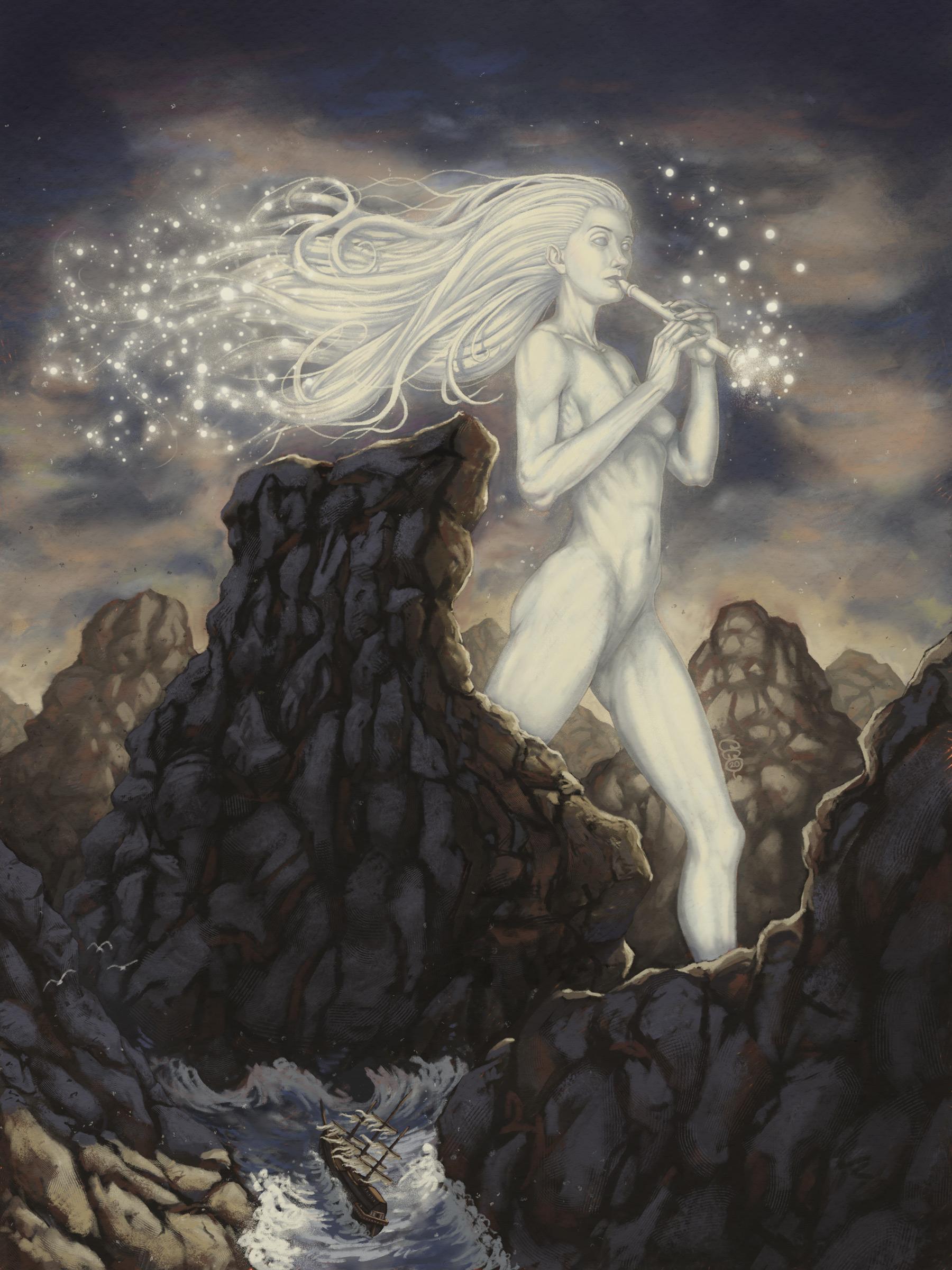 cédric_godin olicard_La déesse du vent et de la lumière_longueuil