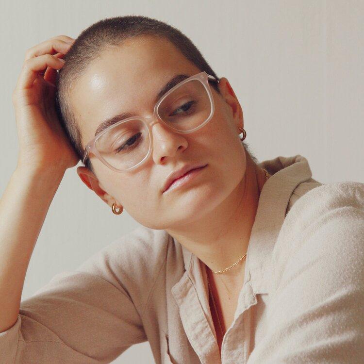 Chloé Larivière, artiste visuel, Vocation en Art